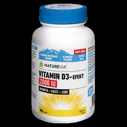 VITAMIN D3-EFEKT 2000I.U.