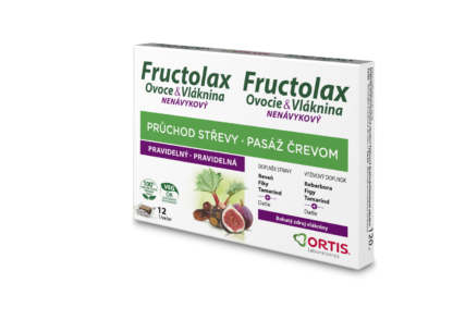FRUCTOLAX FRUIT AND FIBER CHEWS