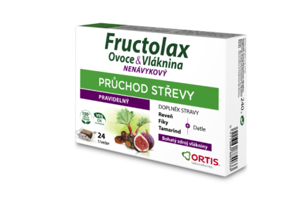 FRUCTOLAX FRUIT & FIBER CHEWS