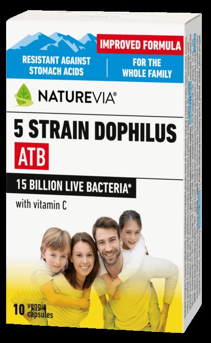 5 STRAIN DOPHILUS ATB