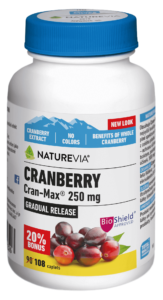 CRANBERRY CRAN-MAX 8500mg