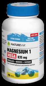 MAGNESIUM 1 MEGA 835 mg