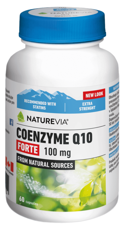 COENZYME Q10 FORTE 100 mg