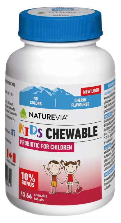 KIDS' CHEWABLE PROBIOTIC