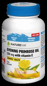 EVENING PRIMROSE OIL WITH VITAMIN E