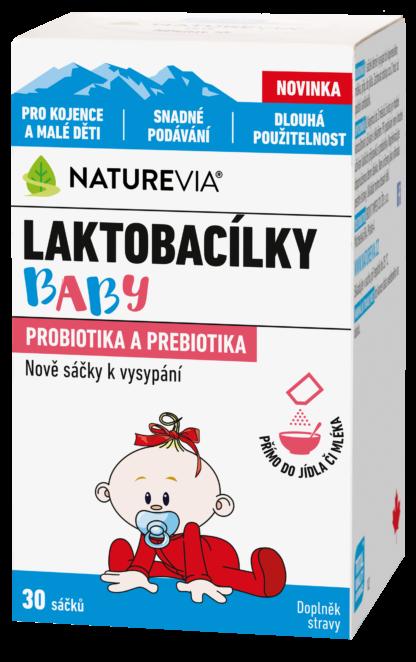 LAKTOBACÍLKY BABY