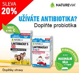 Vylepšená probiotika