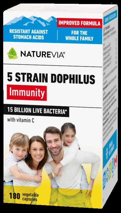 5 STRAIN DOPHILUS IMMUNITY