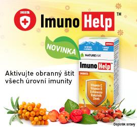 Novinka pro aktivní podporu imunity